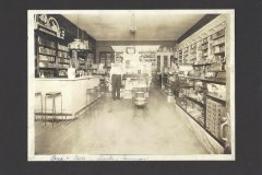 Fred Galle Pharmacy(circa1930)DaytonFreeman